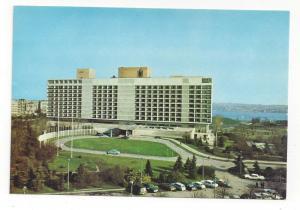 Turkey Istanbul Hilton Hotel Vintage Postcard Continental 4X6