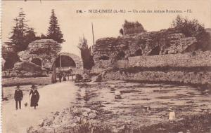 France Nice Un coin des Arenes Romaines