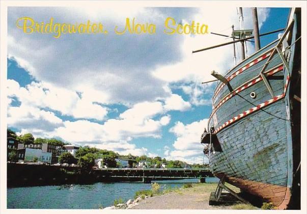 Canada Nova Scotia Bridgewater Along The Lighthouse Route