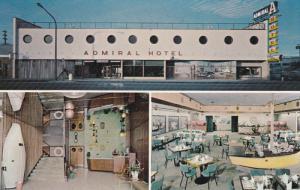 Admiral Hotel , BURNABY , B.C. , Canada , 50-60s