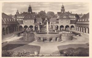 RP, Sprudelhof, Bad Nauheim (Hesse), Germany, 1920-1940s