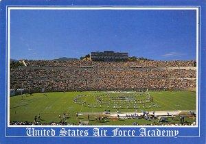 Football Stadium Postcard United States Air Force Academy-Falcon Stadium Colo...
