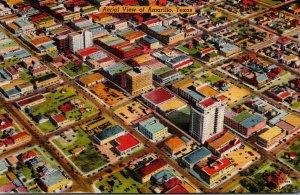 Texas Amarillo Aerial View