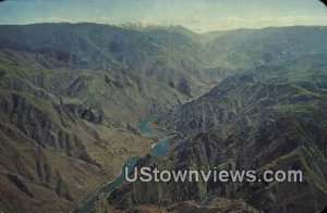 Snake River Canyon, ID,s; Snake River Canyon, Idaho