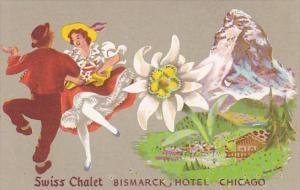 Swiss Chalet Bismarck Hotel Chicago Illinois