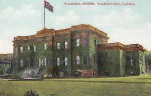 WALKERVILLE, Ontario, Canada, 1900-10s; Walker's Offices
