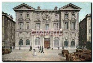 Old Postcard Marseille l & # 39Hotel City