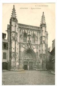 Eglise St-Pierre, Avignon (Vaucluse), France, 00-10s