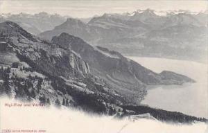 Switzerland Rigi First und Vitznau