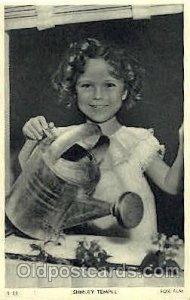Shirley Temple Actor, Actress, Movie Star Unused