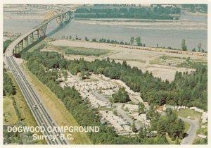 SURREY , B.C., Canada, 1950-60s ; Dogwood Campground