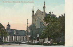 HAMILTON , Ontario , 1900-10s ; Christ Church Cathedral