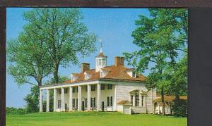 Mount Vernon VA Postcard BIN
