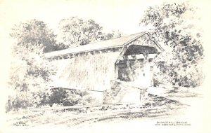 Bunker Hill Bridge near Hereford - Hereford, Maryland MD