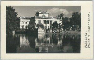 66337 - Polen POLAND - Ansichtskarten  VINTAGE POSTCARD -  WARSAW  Warszawa 1956