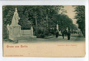 3079842 GERMANY Gruss aus Berlin Siegesallee Kaiser Siegmund PC