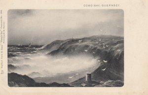 COBO BAY , Guernsey , 1901-07 ; TUCK 1382