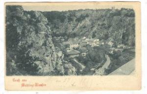 Gruss aus Modling, Klanfen, Austria, 00-10