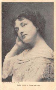 Ramsgate* Kent UK~Lilian Braithwaite~Stage Actress~ENSA WWII Entertainment 1905