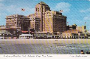 Chalfonte Haddon Hall Atlantic City New Jersey