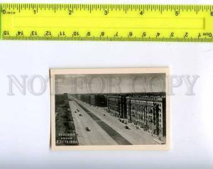 254421 USSR Leningrad Stalin avenue LFH 1954 photo