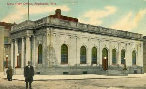 WI - Appleton. New Post Office