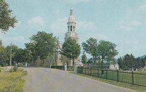 RESTIGOUCHE, Quebec, Canada, 1940s-Present; Eglise Ste. Anne De Restigouche