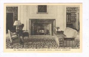 Dearborn Inn, Dearborn , Michigan, 20-40s   Lounge