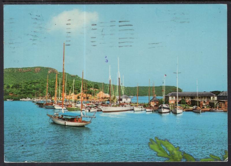 Dock Yard,St John's Antigua BIN
