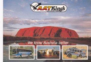 AAT King's Australian Bus Tours , 60-80s