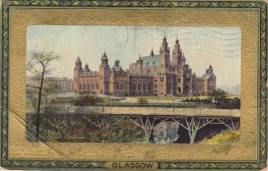 Glasgow , Scotland , PU-1910 , The Art Gallieries , TUCK # 748