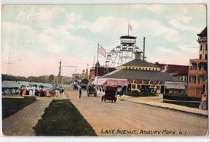 Lake Ave, Asbury Park NJ