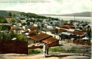 Cuba - Santiago de Cuba. Partial View