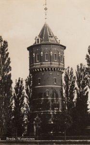 RP: BREDA , Netherlands , 1920-30s ; Watertoren
