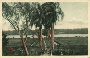 suriname, Plantations near Suriname River (1936) Moravian Mission