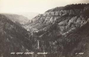 RP, Oak Creek Canyon, Arizona, 1930-1940s