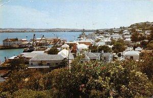Bermuda Post card Old Vintage Antique Postcard Ye Olde Towne of St. George...
