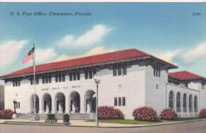 Florida Clearwater The Post Office
