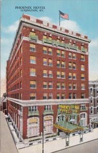 Kentucky Lexington Phoenix Hotel 1948