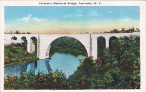 New York Rochester Veteran's Memorial Bridge