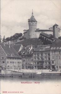 Germany Schaffhausen Munot