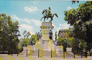 Virginia Richmond Washington Equestrian Monument
