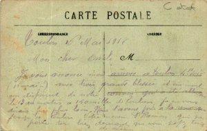 CPA AK ALGER - Avenue Pasteur ALGERIA (794385)