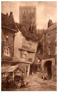 England  York Mucky Peg Lane