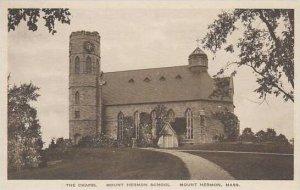 Massachusetts Mount Hermon The Chapel Mount Hermon School Albertype