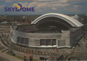 Toronto SkyDome - Home of the Toronto Blue Jays of MLB