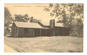 Trinity Episcopal Church , Cochran , Georgia, 20-40s