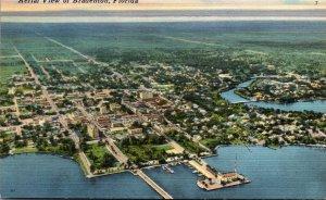 Florida Bradenton Aerial VIew