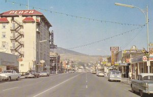 KAMLOOPS , B.C. , Canada , 1950-60s ; Business Section