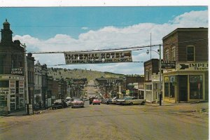 Colorado Cripple Creek Main Street Business Section 1971 sk6436